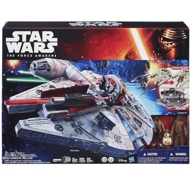 Star Wars Star Wars Millennium Falcon  Renkli